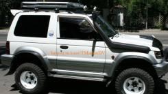Шноркель. Mitsubishi Pajero