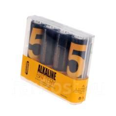 Батарейки пальчиковые Remax AA LR6 1,5V, 4шт