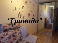 3-комнатная, улица Кипарисовая 22. Чуркин, агентство, 50 кв.м. Вторая фотография комнаты