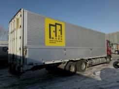 Volvo FH 12. Продается грузовой фургон, 12 310 куб. см., 17 000 кг.