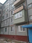1-комнатная, п. Новошахтинский. Михайловский, агентство, 33 кв.м. Дом снаружи
