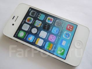 Apple iPhone 4s 16Gb. Б/у