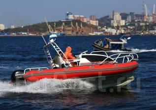 Алюминиевые катера РИБ