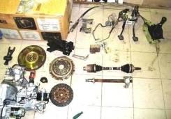 Механическая коробка переключения передач. Toyota Caldina, ET196 Двигатель 5EFE