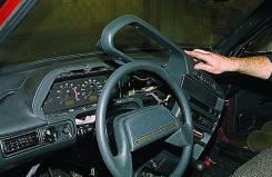 Устранение скрипов панели авто