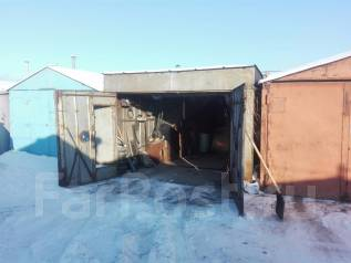 Гаражи металлические. улица Малиновского 40б, р-н Индустриальный, 20 кв.м., электричество, подвал.