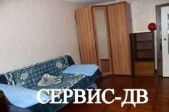 1-комнатная, улица Спиридонова 22. Луговая, агентство, 33 кв.м. Комната