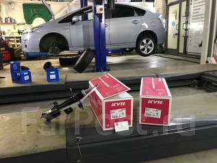 Амортизатор. Toyota Prius, ZVW35, ZVW30, ZVW30L УАЗ Хантер Двигатель 2ZRFXE