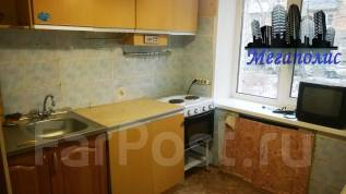 1-комнатная, улица Адмирала Юмашева 18б. Баляева, агентство, 33 кв.м.