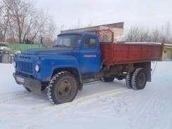 ГАЗ 3507. ГАЗ-SAZ 3507, 4 200 куб. см., 3 500 кг.