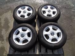 Custom Grande. 6.0x14, 4x100.00, 4x114.30, ET38