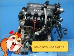Двигатель. Honda Fit Aria, GD7