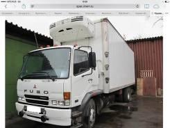Mitsubishi Fuso. Рефрежератор, 7 500 куб. см., 8 000 кг.