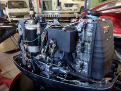 Yamaha. 50,00л.с., 2х тактный, бензин, нога L (508 мм), Год: 1995 год
