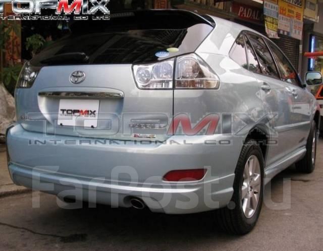 Обвес кузова аэродинамический. Lexus RX330, MCU38, GSU35, MCU35, GSU30 Toyota Harrier, MHU38W, GSU35W, ACU30W, MCU31W, GSU36W, GSU30, MCU36W, GSU35, M...
