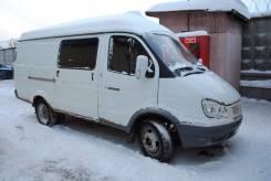 ГАЗ 2705. ГАЗ-2705, 2 500 куб. см., 1 500 кг.