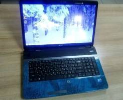 Acer Aspire 7736Z. ОЗУ 2048 Мб, диск 320 Гб