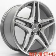 Mercedes AMG. 8.0x17, 5x112.00, ET45, ЦО 66,6мм.