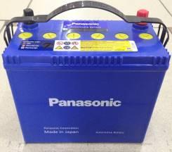 Panasonic. 60 А.ч., Прямая (правое), производство Япония