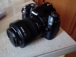 Nikon D50 Body. 6 - 6.9 Мп, зум: 14х и более