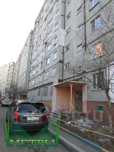 2-комнатная, улица Тухачевского 62. БАМ, агентство, 51 кв.м. Дом снаружи
