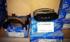 Колодка тормозная. Subaru Leone, AP2, AA2, AG4, AL2 Двигатели: EA71, EA81