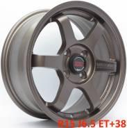 RAYS. 6.5x15, 4x100.00, ET38, ЦО 73,1мм.