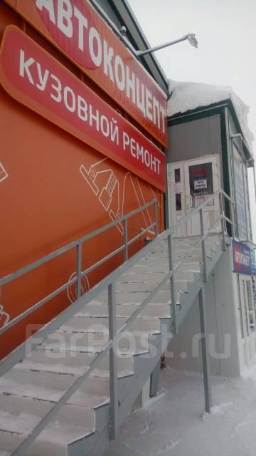 Сдам в аренду помещение под магазин в здании сто 40 кв. м. 40,0кв.м., улица Станционная 51, р-н Ленинский