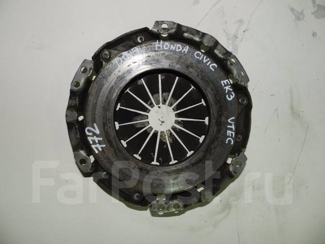 Сцепление. Honda: Ballade, CR-X del Sol, Civic, CR-X, Integra SJ, Civic CRX, Civic Ferio, Domani, Integra, Partner Двигатели: B16A6, B18B4, D15Z4, D16...