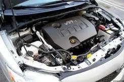 Двигатель в сборе. Toyota Corolla, ZRE182, ZRE172, ZRE181, ZRE120, ZRE142, ZRE151, ZRE152