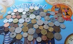 68 монет Мира без повторов, начиная с 1905 года! Много интересного!