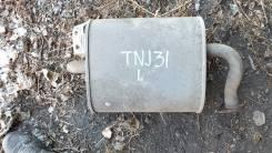 Глушитель. Nissan Teana, TNJ31 Двигатель QR25DE