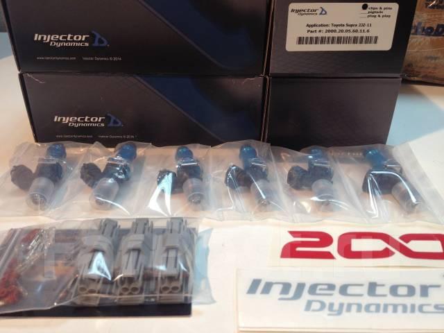 Инжектор. Nissan Skyline GT-R, BNR34, BCNR33, BNR32 Двигатель RB26DETT