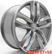 Audi. 9.0x20, 5x130.00, ET50, ЦО 71,6мм.
