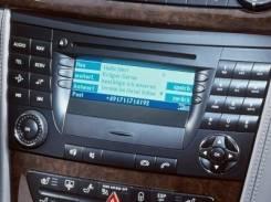 Магнитола. Mercedes-Benz G-Class