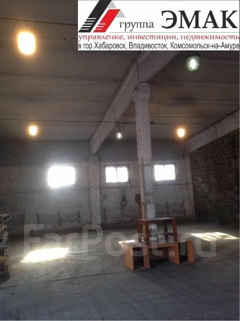 Производственно-складские комплексы. 204 кв.м., улица Днепровская 29, р-н БАМ