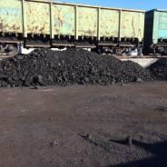 Уголь просеяный с доставкой