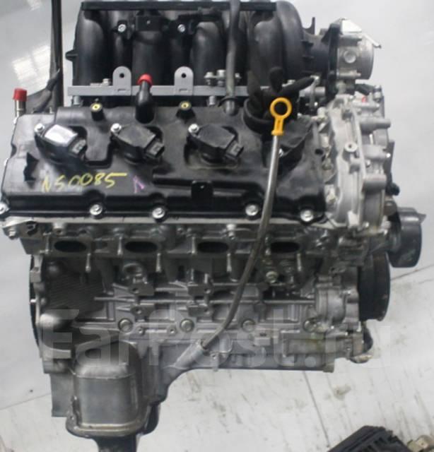 двигатель nissan armada
