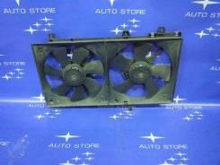 Вентилятор охлаждения радиатора. Subaru Forester, SG, SG5, SG9, SG9L Двигатели: EJ20, EJ201, EJ202, EJ203, EJ204, EJ205, EJ20A, EJ20E, EJ20G, EJ20J, E...