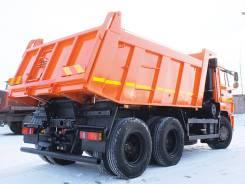 КамАЗ 65115. Камаз 65115-776058-43, 12 000 куб. см., 15 000 кг.