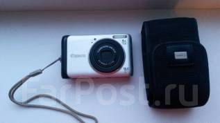 Canon PowerShot A3000 IS. 10 - 14.9 Мп, зум: 4х