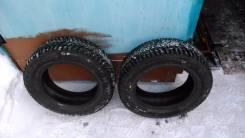 Michelin X-Ice North 3. Зимние, шипованные, 2013 год, износ: 10%, 2 шт