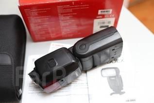 Вспышка canon speedlite 600ex-rt, состояние новой вещи
