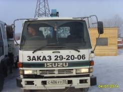 Isuzu Forward. Isuzu forward, 7 000 куб. см., 3 000 кг., 8 м.