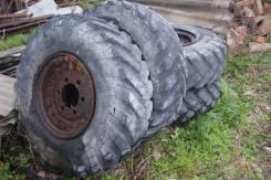 Продам колёса в сборе износ 30 процентов. подходят на газ 66, зил 131. x20
