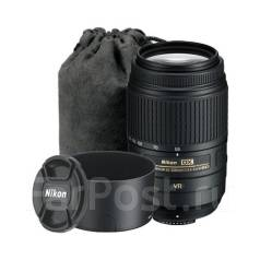 Продам Объектив Nikon AF-S DX 55-300mm F4.5-5.6 G ED VR Nikkor