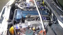 Механическая коробка переключения передач. Toyota Altezza Toyota Mark II, JZX110