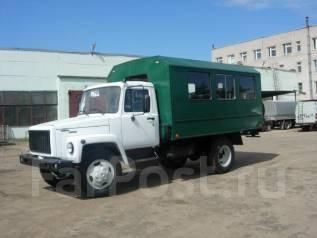 ГАЗ 3309. Вахтовый автобус 20 мест (новый), 20 мест