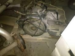 Автоматическая коробка переключения передач. Nissan Safari Двигатель TD42