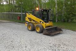 Caterpillar. Идеальный Мини Погрузчик CAT 242B3 2011 г 1250 моточасов, 1 000 кг.
